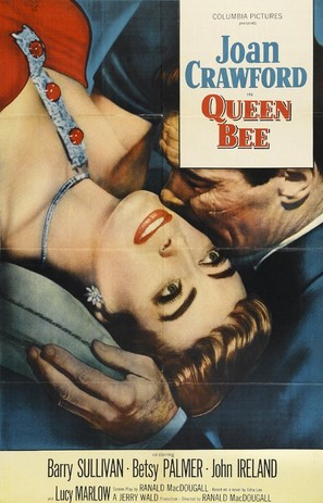 Queen Bee - Movie Poster (thumbnail)