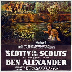 Scotty of the Scouts - Movie Poster (thumbnail)
