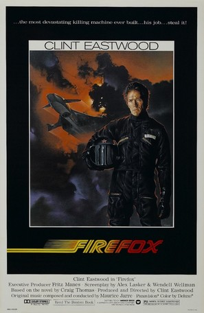 Firefox - Movie Poster (thumbnail)