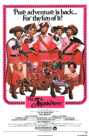 The Fifth Musketeer - Movie Poster (thumbnail)