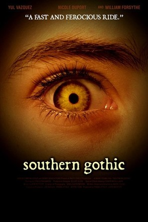 Southern Gothic - poster (thumbnail)