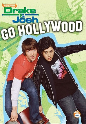 Drake and Josh Go Hollywood - Movie Cover (thumbnail)