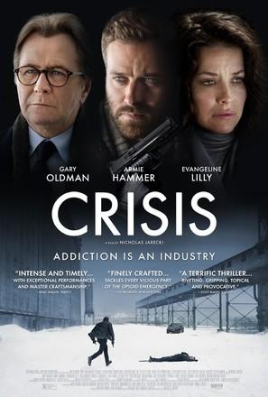 Crisis - Movie Poster (thumbnail)