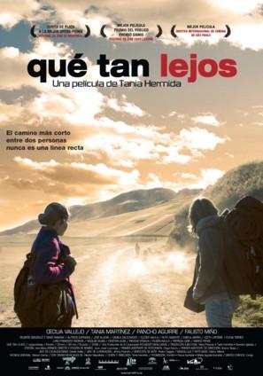 Què tan lejos - Spanish poster (thumbnail)