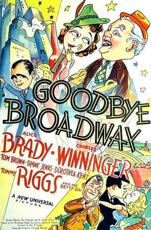 Goodbye Broadway - Movie Poster (thumbnail)