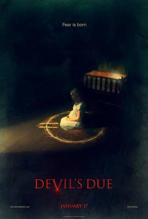 Devil's Due - Movie Poster (thumbnail)