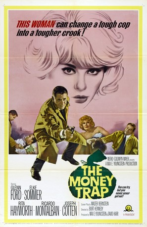 The Money Trap - Movie Poster (thumbnail)