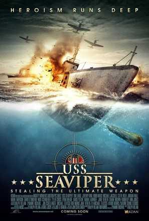 USS Seaviper - Movie Poster (thumbnail)