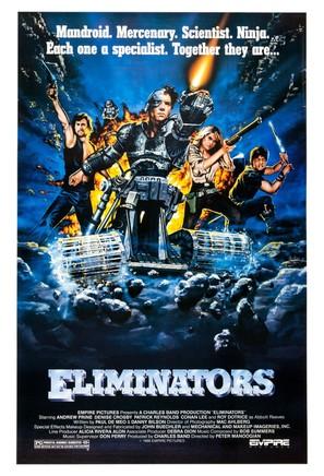 Eliminators - Movie Poster (thumbnail)