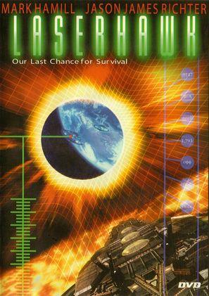 Laserhawk - DVD movie cover (thumbnail)