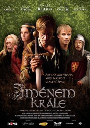 Jménem krále - Czech Movie Poster (thumbnail)