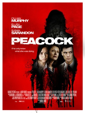 Peacock - Movie Poster (thumbnail)