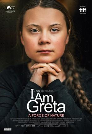 I Am Greta - Canadian Movie Poster (thumbnail)