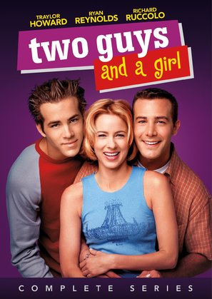"""""""Two Guys, a Girl and a Pizza Place"""" - DVD movie cover (thumbnail)"""