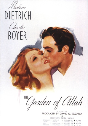 The Garden of Allah - Movie Poster (thumbnail)