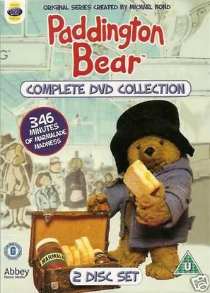 """Paddington"" - British Movie Cover (thumbnail)"