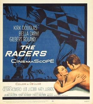 The Racers - Movie Poster (thumbnail)