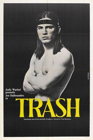 Trash - Movie Poster (thumbnail)