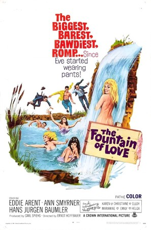 Liebesquelle, Die - Movie Poster (thumbnail)