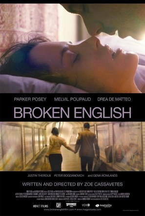 Broken English - poster (thumbnail)