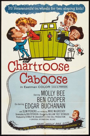 Chartroose Caboose - Movie Poster (thumbnail)