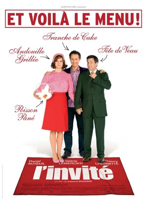 Invitè, L' - French Movie Poster (thumbnail)