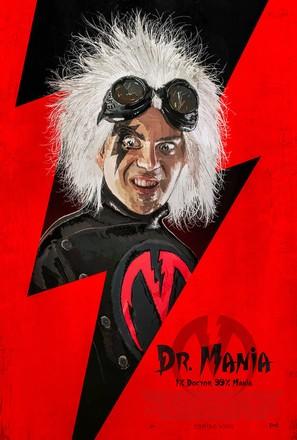 Dr. Mania - Movie Poster (thumbnail)