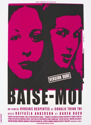 Baise-moi - French Movie Poster (thumbnail)