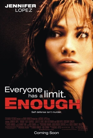 Enough - Movie Poster (thumbnail)
