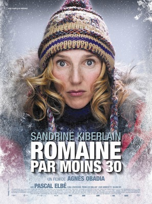 Romaine par moins 30 - French Movie Poster (thumbnail)