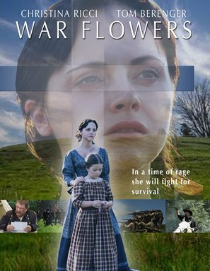 War Flowers - DVD cover (thumbnail)