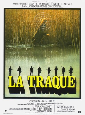 La traque - French Movie Poster (thumbnail)