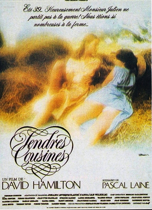 Tendres cousines - French Movie Poster (thumbnail)