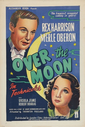 Over the Moon - British Re-release movie poster (thumbnail)