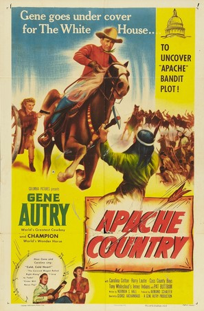Apache Country - Movie Poster (thumbnail)