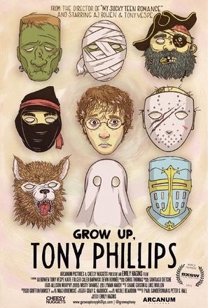Grow Up, Tony Phillips - Movie Poster (thumbnail)
