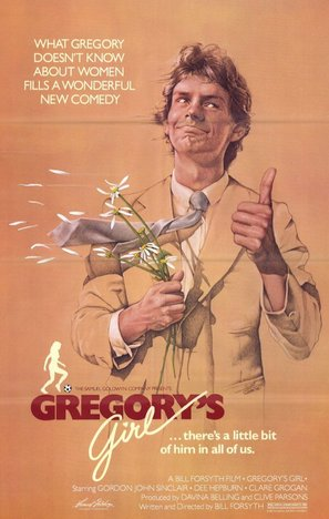 Gregory's Girl - Movie Poster (thumbnail)