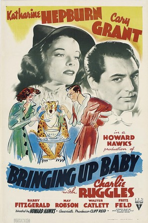 Bringing Up Baby - Theatrical poster (thumbnail)