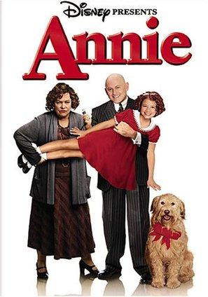 Annie - Movie Cover (thumbnail)