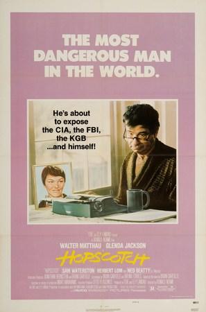 Hopscotch - Movie Poster (thumbnail)
