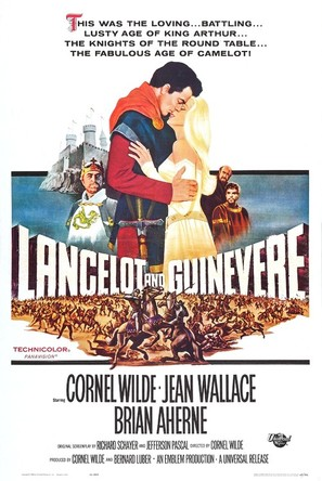 Lancelot and Guinevere - Movie Poster (thumbnail)
