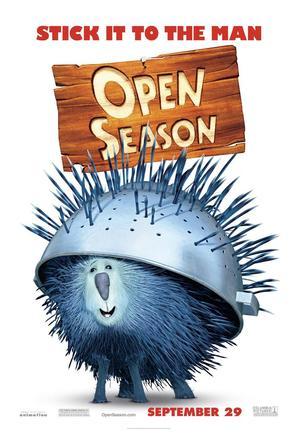 Open Season 2006 Movie Posters