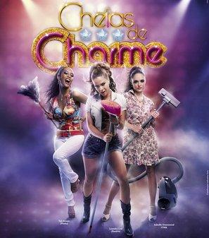 """Cheias de Charme"" - Brazilian Movie Poster (thumbnail)"