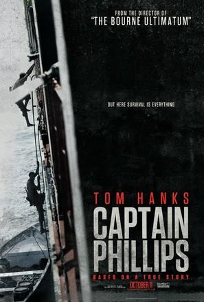 Captain Phillips - Movie Poster (thumbnail)