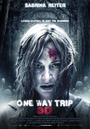 One Way Trip 3D - Austrian Movie Poster (thumbnail)