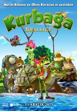 Frog Kingdom - Turkish Movie Poster (thumbnail)