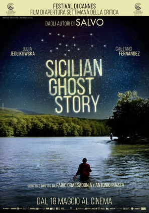 Sicilian Ghost Story - Italian Movie Poster (thumbnail)