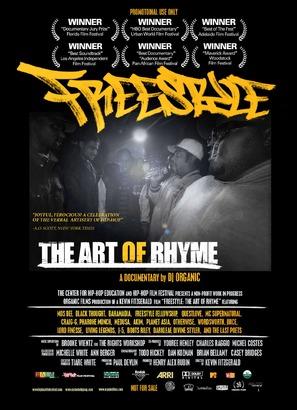 Freestyle - poster (thumbnail)