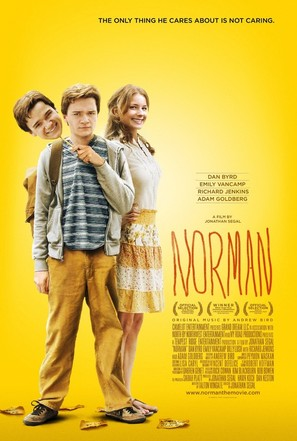 Norman - Movie Poster (thumbnail)