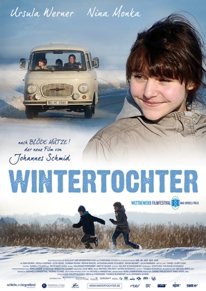Wintertochter - German Movie Poster (thumbnail)